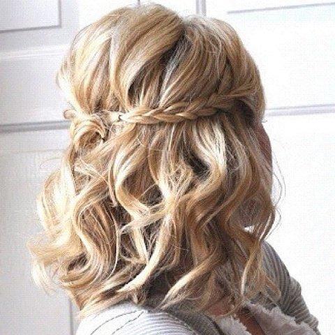 105 Peinados Fáciles Y Bonitos De Mujer Cabellos Cortos Y
