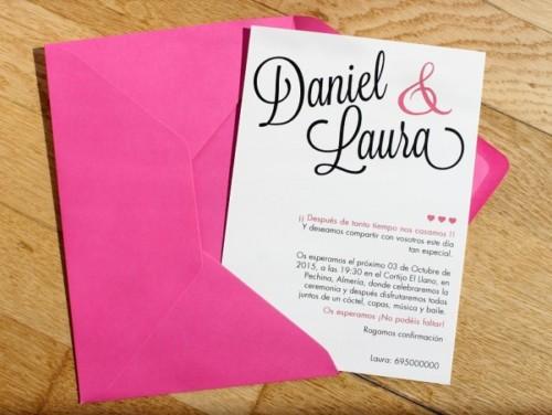 30 ideas nuevas de invitaciones de boda muy bonitas y - Bodas sencillas pero bonitas ...