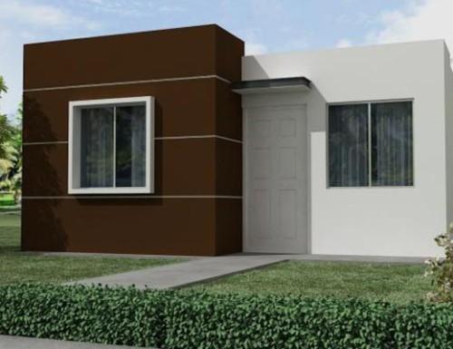 fachadas casas pequeas 520x400 - Fotos De Fachadas De Casas
