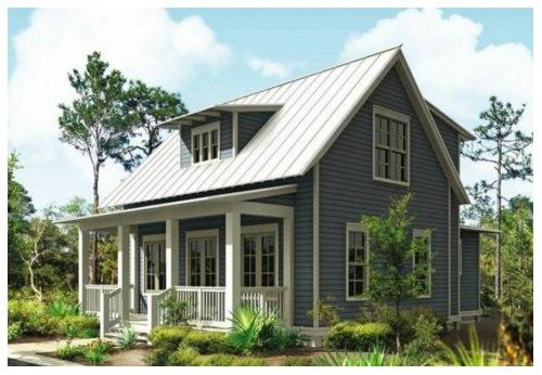 85 im genes de fachadas de casas lindas modernas y sencillas - Fotos de casas en forma de l ...