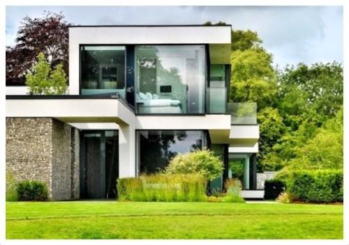 85 im genes de fachadas de casas lindas modernas y sencillas for Fachadas de casas de dos pisos sencillas