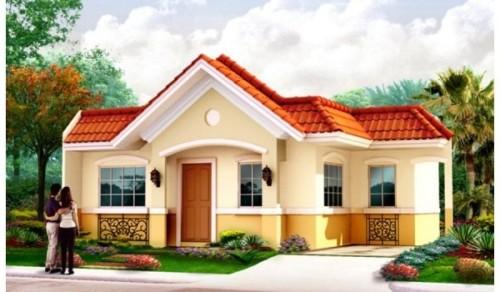 85 im genes de fachadas de casas lindas modernas y sencillas for Casa de una planta sencilla