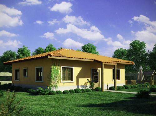 85 im genes de fachadas de casas lindas modernas y sencillas - Fotos de casas de un solo piso ...