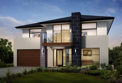 85 im genes de fachadas de casas lindas modernas y sencillas for Casas sencillas pero bonitas