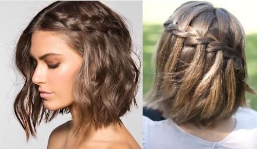 Imagenes de peinados faciles con pelo corto