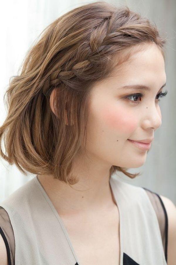 trenza-a-un-lado-cabello-corto