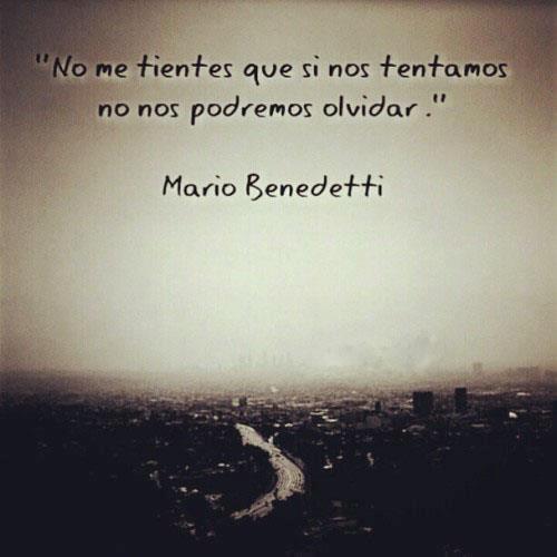 Frasesamor Frases Tristes De Amor Mario Benedetti