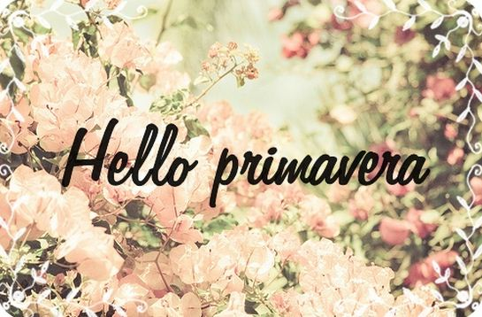 Imágenes De Primavera Bonitas Con Frases Para Imprimir