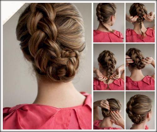 105 Peinados Faciles Y Bonitos De Mujer Cabellos Cortos Y Largos