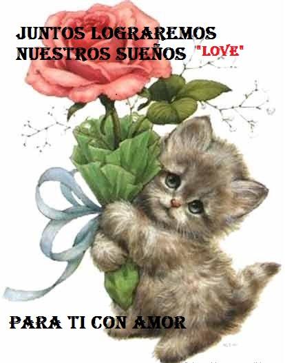 Imagenes De Amor Con Frases Besos Y Rosas Para Tu Novi