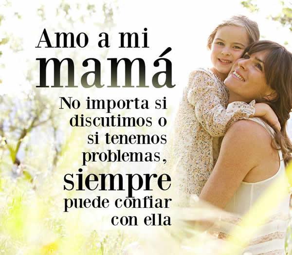 Palabras Y Frases Bonitas Para Dedicar A Mi Mama El Dia De La Madre