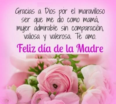 Palabras Y Frases Bonitas Para Dedicar A Mi Mamá El Dia De