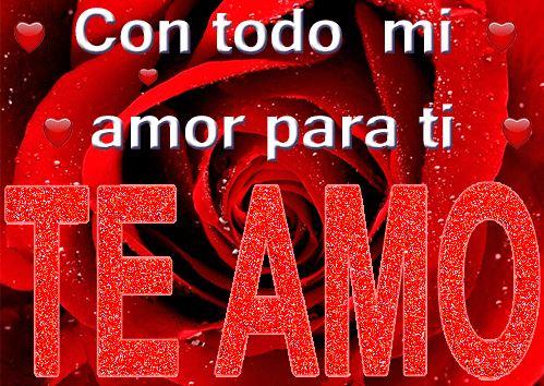 Imagenes Romanticas Y Frases Tiernas De Amor Con Movimiento Para