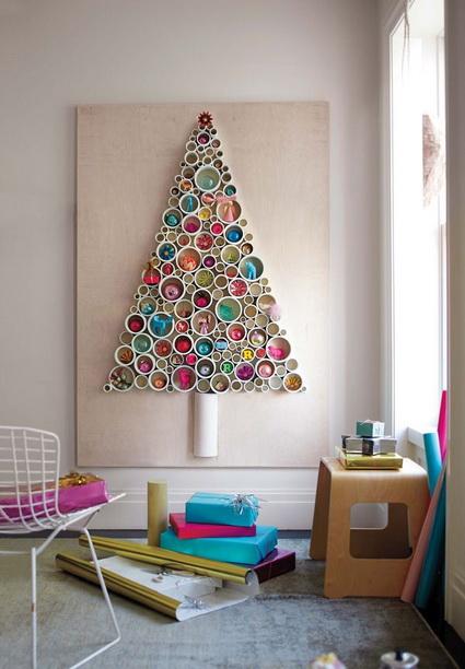 120 Manualidades creativas Navideas Arbolitos de Navidad