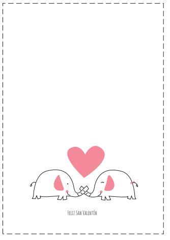 Tarjetas De Amor Para Imprimir