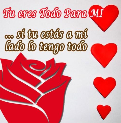 Corazones Y Cupidos Con Frases De Amor Para San Valentin Día
