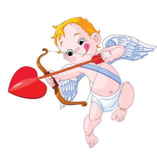 Cupido amor y amistad