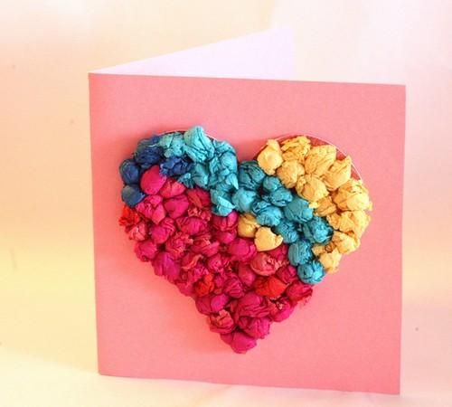 44 Manualidades De Amor Para San Valentin Tarjetas Romanticas