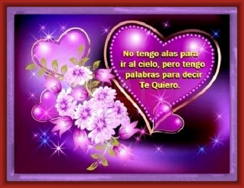Corazones Y Cupidos Con Frases De Amor Para San Valentin Día De Los