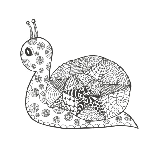 Dibujo De Mandala Con Un Caballo Para Colorear Dibujos Para Con