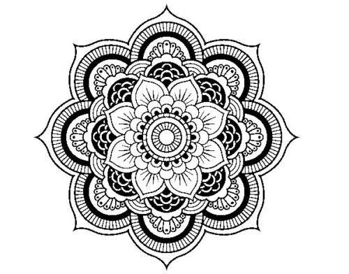 69 Imagenes Para Colorear De Mandalas Originales