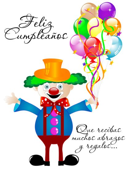 Imágenes Con Feliz Cumpleaños Y Felicitaciones De Aniversario Para
