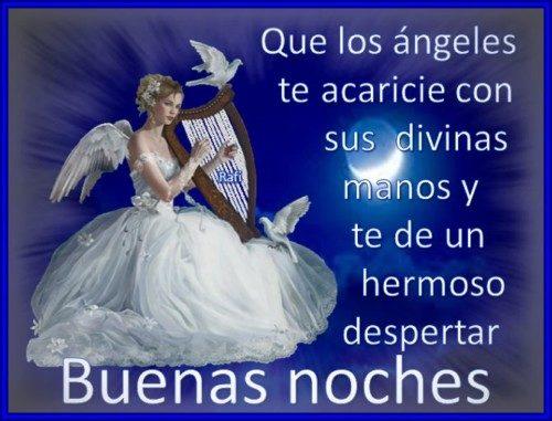 Imágenes De ángeles Con Frases Y Pensamientos Bonitos