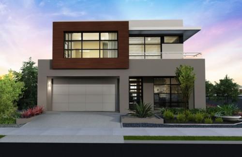 Colores De Interiores De Casas Modernas. Simple Affordable Casas ...