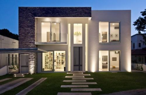 85 im genes de fachadas de casas lindas modernas y sencillas