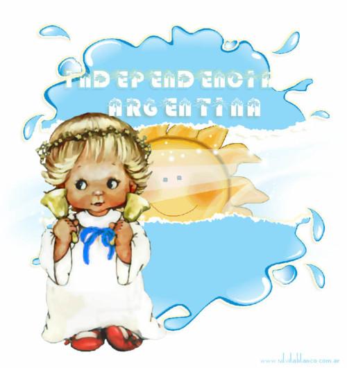 Imágenes Para Niños Del Día De La Independencia Para
