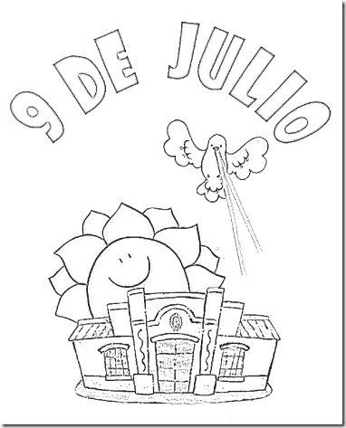 Imágenes para niños del Día de la Independencia para descargar el 9 ...