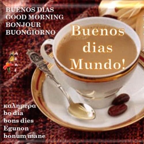 45 Imagenes Tiernas Con Mensajes De Buenos Dias