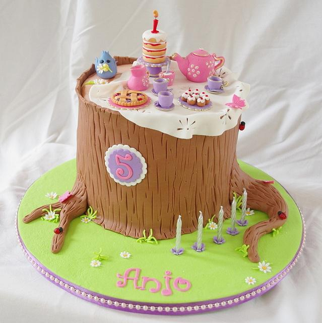 Im genes de decoraci n de tortas para cumplea os for Decoracion de pared para cumpleanos