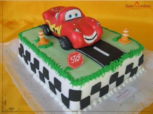Imagenes De Decoracion De Tortas Para Cumpleanos - Tortas-para-nios