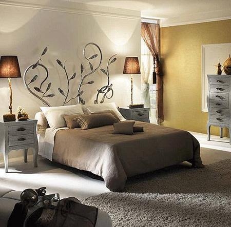 45 Imagenes Con Ideas De Decoracion Para Dormitorio - Decoracion-para-dormitorios