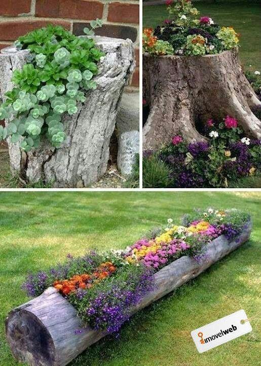 Imagenes E Ideas De Decoracion De Jardines - Ideas-de-jardin