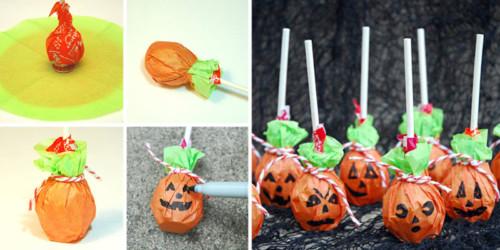 Im genes con ideas para decorar la casa en halloween - Decorar calabaza halloween ninos ...
