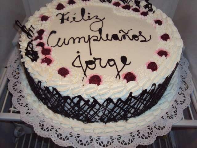 Im genes de decoraci n de tortas para cumplea os for Decoracion de tortas faciles