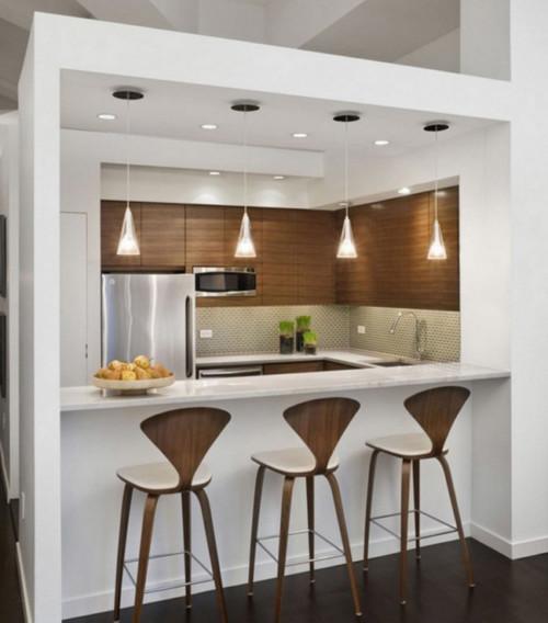 Ideas e imágenes nuevas para decorar cocinas modernas