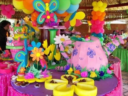 Ideas para decorar la fiesta de la primavera - Ideas decoracion fiesta ...