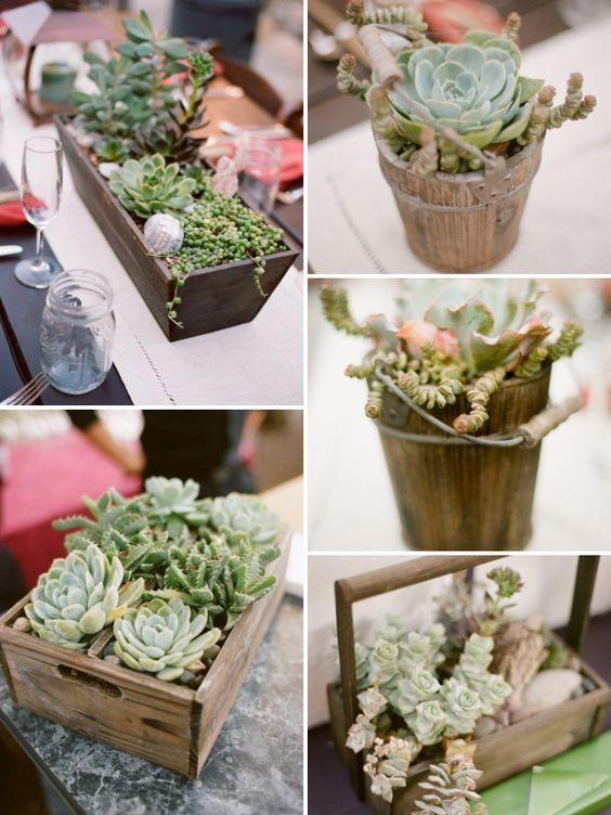 Ideas de decoracin para bodas en verano