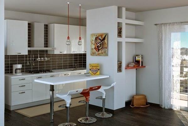 Ideas e im genes nuevas para decorar cocinas modernas for Cocinas bonitas y practicas