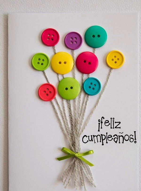 Ideas para cumpleaos Tarjetas decoracin y frases creativas y
