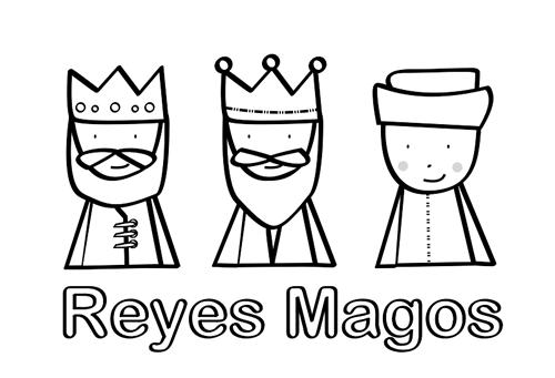 Tarjetas y Cartas para los Reyes Magos de Oriente: Ideas nuevas para ...