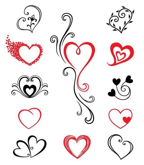 Im genes de tatuajes de coraz n dise os e ideas - Tattoo disenos a color ...
