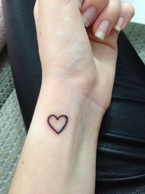 Imgenes de Tatuajes de corazn Diseos e Ideas