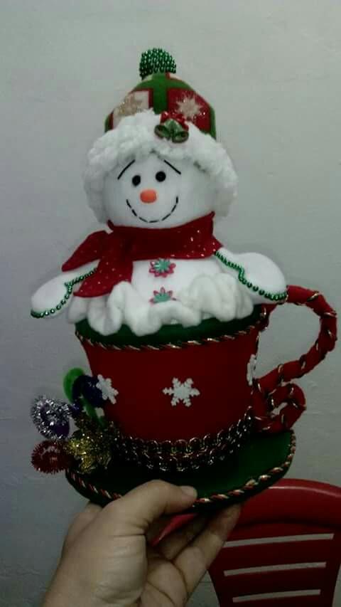 Ideas y dise os de papa noel para decorar en navidad - Papa noel decoracion navidena ...