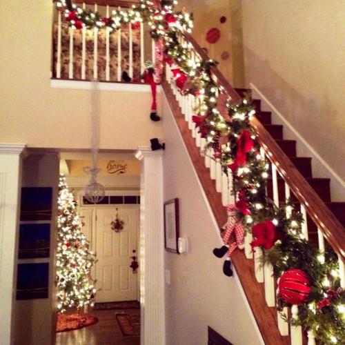 Ideas de decoraci n navide a rboles de navidad originales for Ideas de decoracion navidena