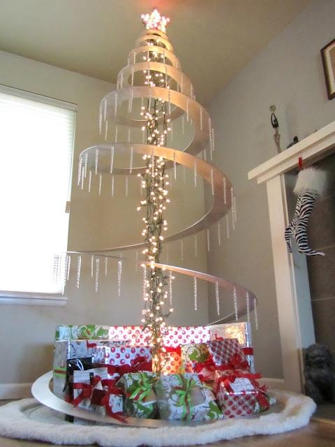 Ideas de decoraci n navide a rboles de navidad originales - Ideas decoracion originales ...