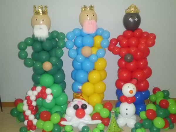 Ideas nuevas para decorar y adornos de los reyes magos - Los adornos navidenos ...